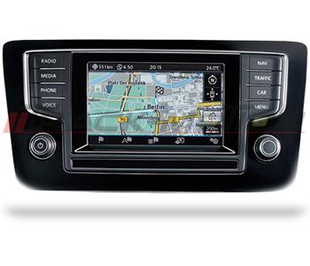 Volkswagen navigatiesysteem inbouwen