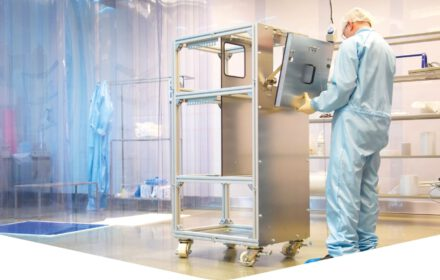 cleanroom assemblage